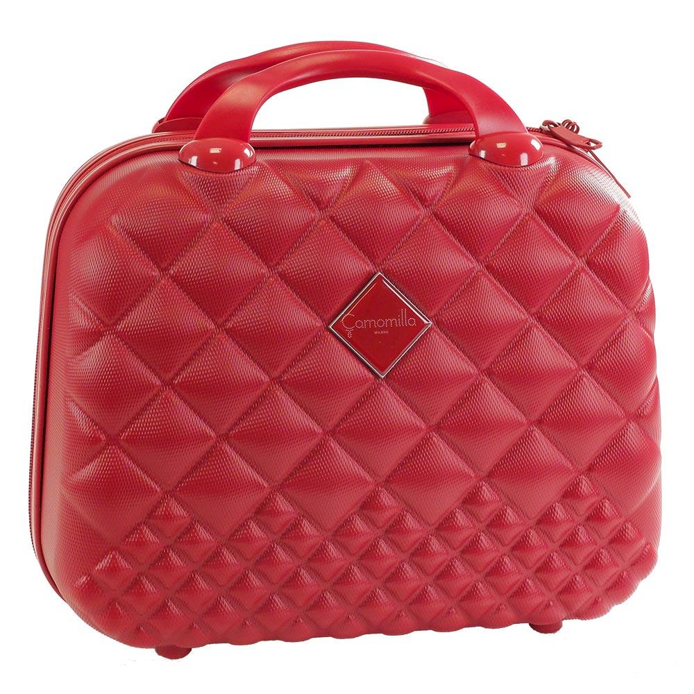 Vanity case - rosso - Camomilla Milano
