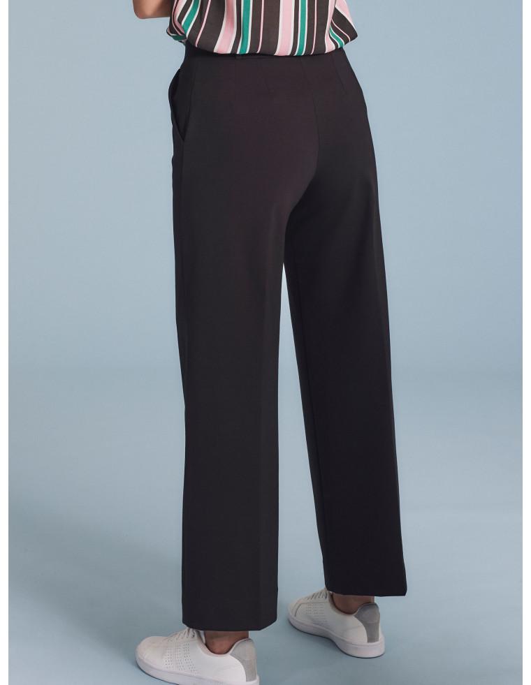 Pantaloni ampi in tinta unita - by RAGNO