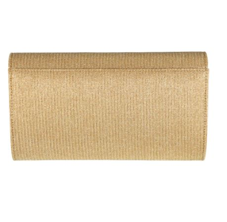 party bag gold - pochette Marseta SHOP