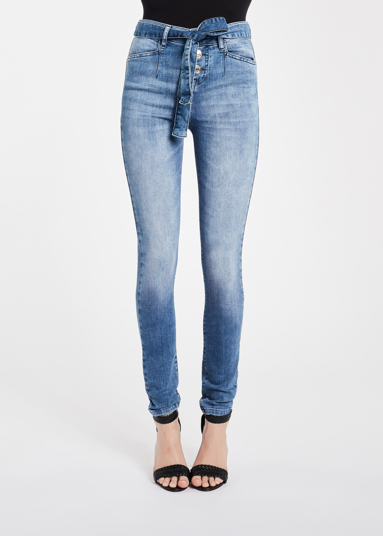 Jeans con cintura - by Denny Rose