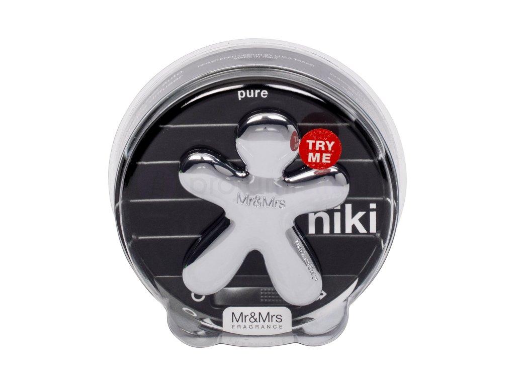 Deodorante auto Niki Pure - Mr&Mrs. Fragrance