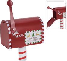 Casella di posta natalizia 23x26cm